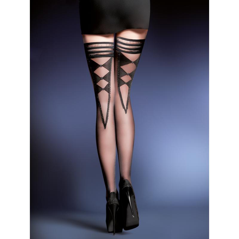 Секси силиконови чорапи