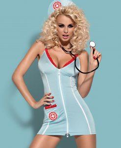 Секси костюм на докторка
