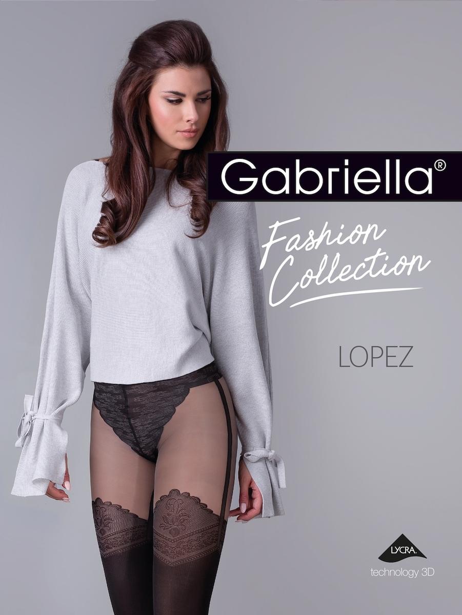 Изящен чорапогащник Gabriella Lopez